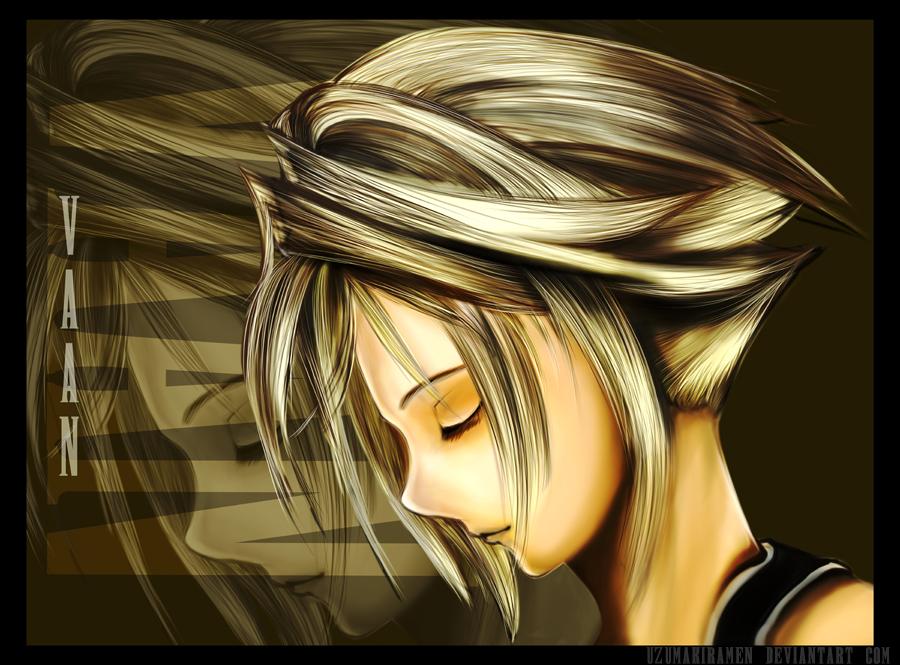 Final Fantasy XII: Vaan by UzumakiRamen