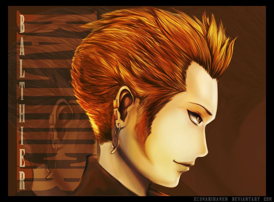 Final Fantasy XII: Balthier by UzumakiRamen