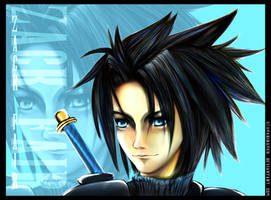 Final Fantasy VII: Zack Fair by UzumakiRamen