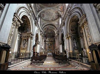 Chiesa Della Madonna Galliera by erhansasmaz