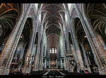 ...Saint Bavo Cathedral...