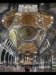 Under the Dome of Hagia Sophia