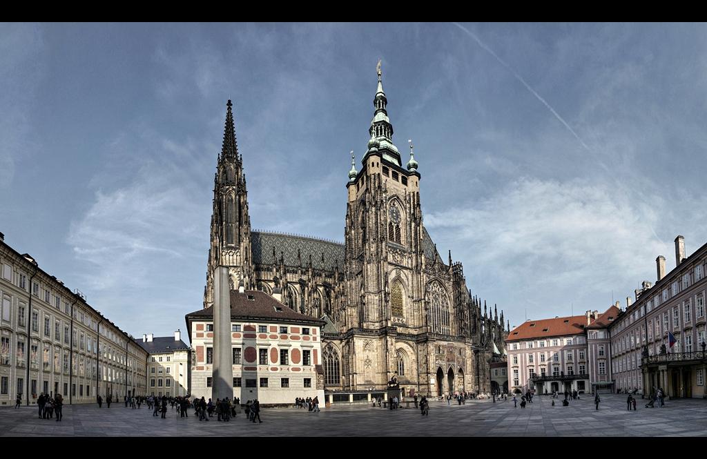 ...St. Vitus Cathedral 2...Prague by erhansasmaz