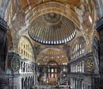 Under the Dome of Hagia Sophia 2