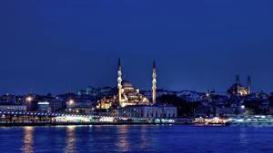 ...Istanbul Night...