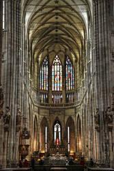 ...St.Vitus Cathedral...Prague by erhansasmaz