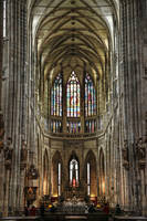 ...St.Vitus Cathedral...Prague by erhansasmaz