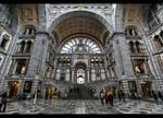 ...Antwerp Train Station...