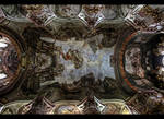 Beautiful Ceiling of St. Nicholas