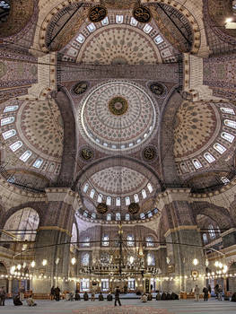 ...New Mosque...Istanbul