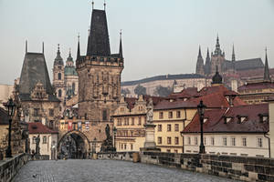 ...Prague Morning... by erhansasmaz