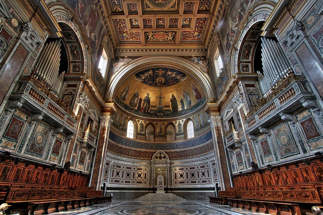 ...Basilica di San Giovanni in Laterano 2... by erhansasmaz