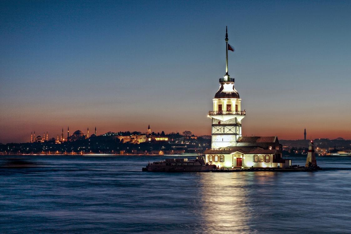...Maiden's Tower...Istanbul by erhansasmaz