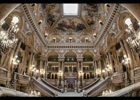 *Palais Garnier* by erhansasmaz