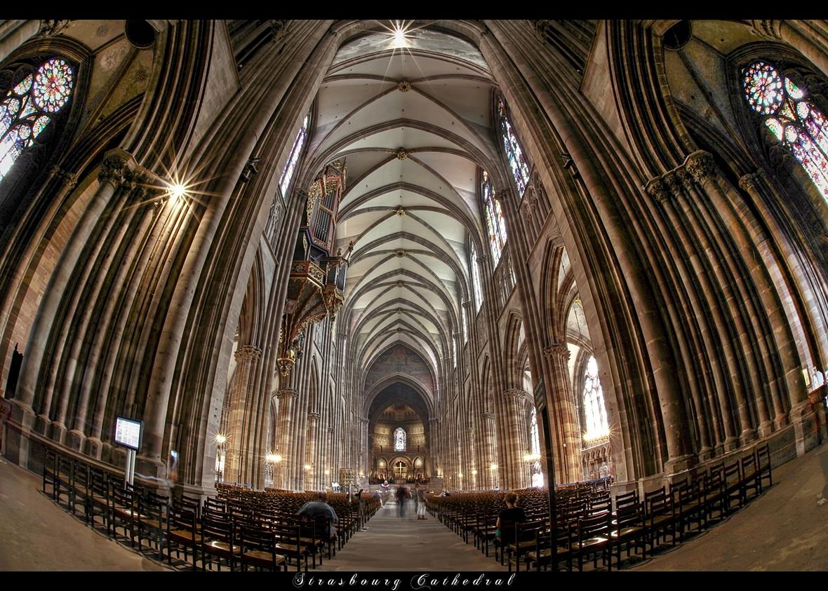 Strasbourg cathedral 2 by erhansasmaz on deviantart for K architecture strasbourg