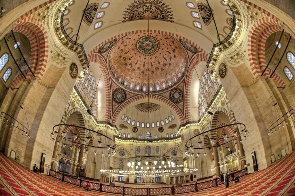 *Suleymaniye Mosque* by erhansasmaz