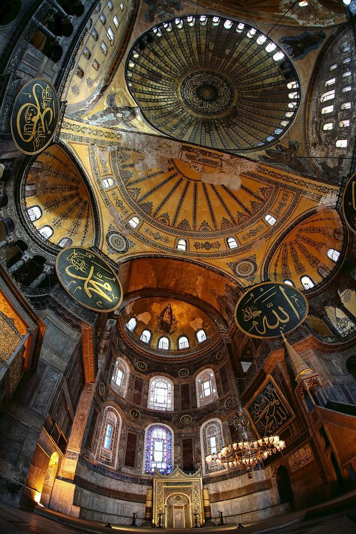 *Hagia Sophia 2* by erhansasmaz