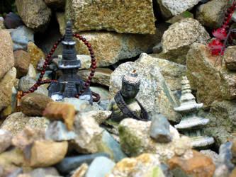 Amidst the Rocks by jamesleeisbuff