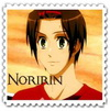Love Pistols stamp - Noririn by Miruna-Lavinia