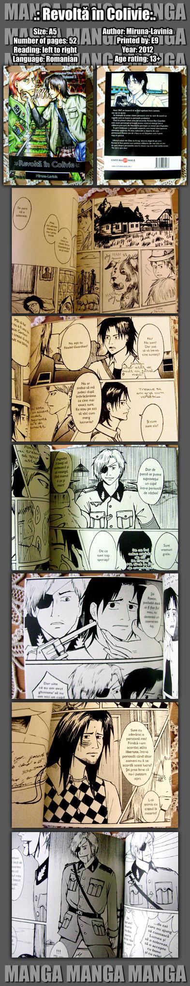 Dies ist Krieg manga vol2 by Miruna-Lavinia
