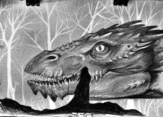 Glaurung and Nienor