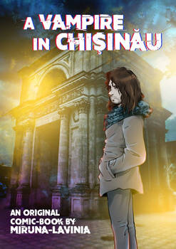 A Vampire in Kishinev - new manga cover