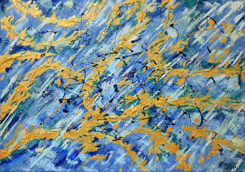 Electric abstract FOR SALE