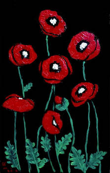 Poppies no.2 - FOR SALE