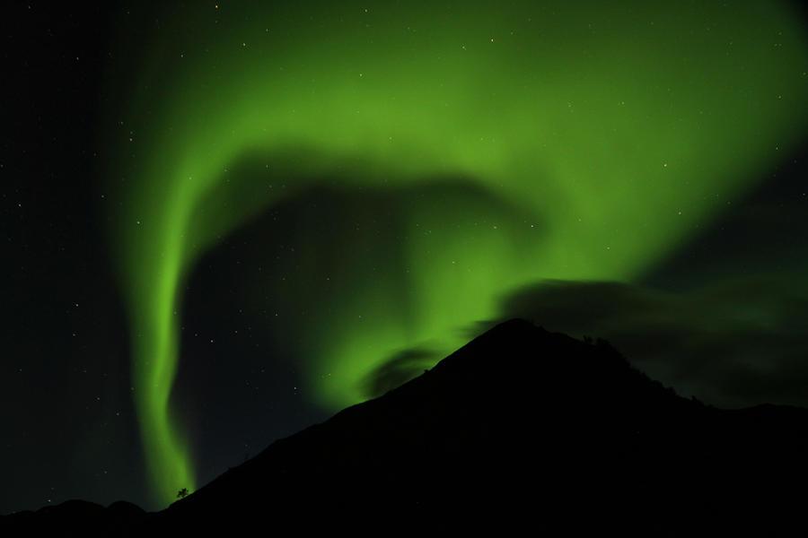 Aurora Borealis by Loiissipoff