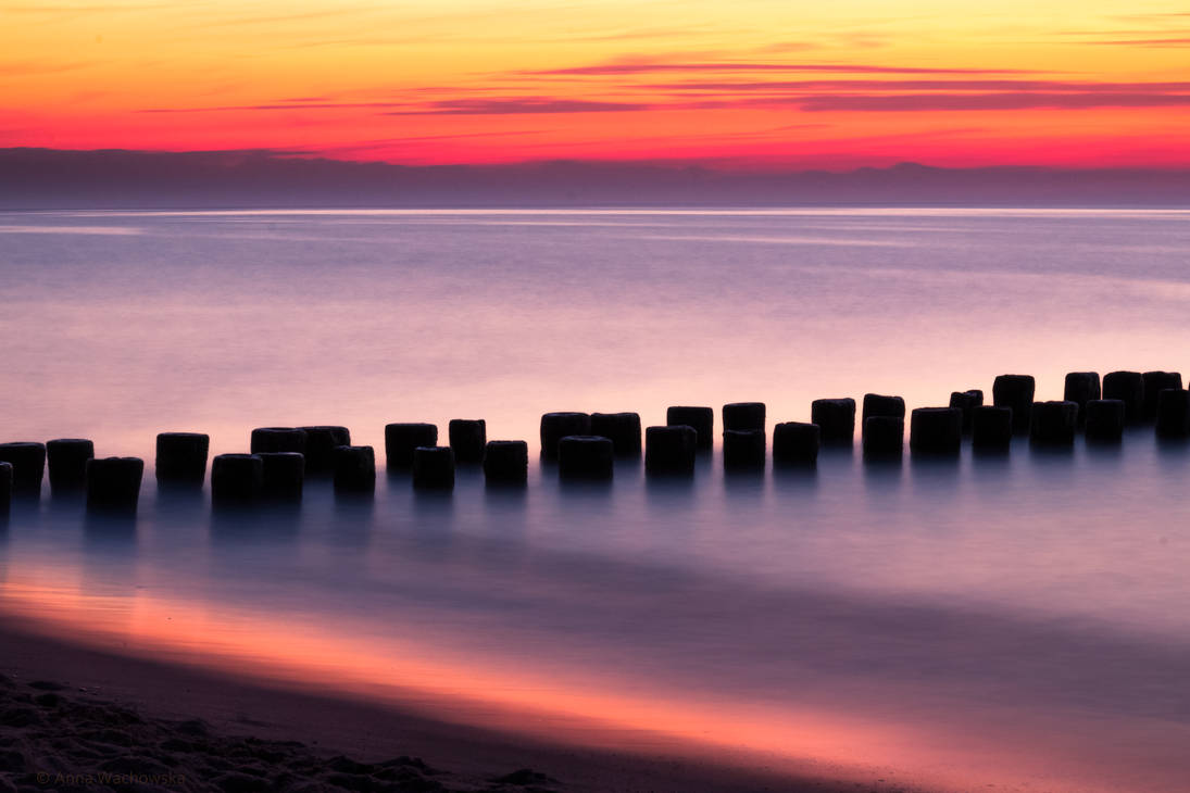 In The Silence of The Baltic I by aniavita
