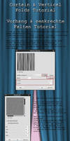 GIMP Curtain+Vertical Folds