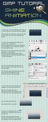 Shine Animation with GIMP by el-L-eN