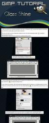 GIMP Glass Shine Tutorial by el-L-eN