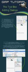 GIMP The Tool Box-Add Dialogs by el-L-eN