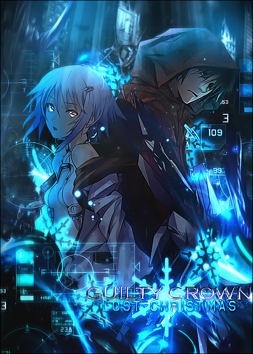 Guilty Crown Lost Christmas by SeventhTale on DeviantArt