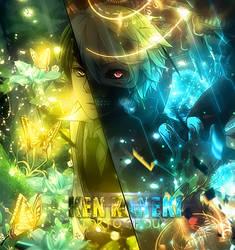Ken Kaneki by SeventhTale