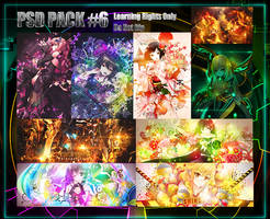 6th PSD PACK by SeventhTale
