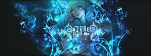 Azure ~The world of blue~