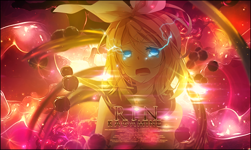 Rin Kagamine by SeventhTale