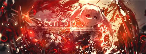 Unravel Vocaloid by SeventhTale