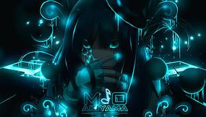 Akiyama Mio by SeventhTale