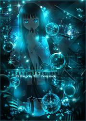 ALICE - Kamisama no Memochou