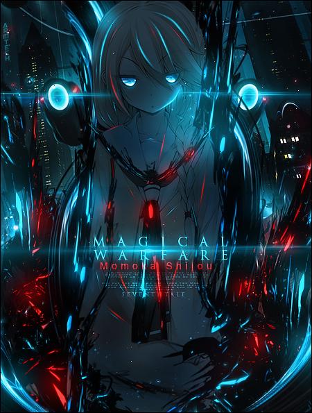 Magical Warfare - Momoka Shijou by SeventhTale