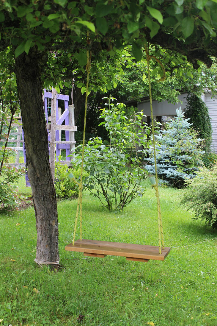 Get Into the Swing of Things by TabiKittie