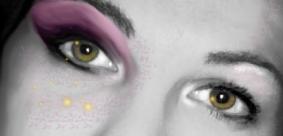Painted Eyes by pumibel