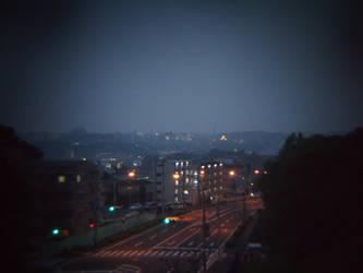 Yokohama Nights by seitensei