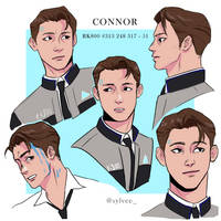 Connor by sylvee00