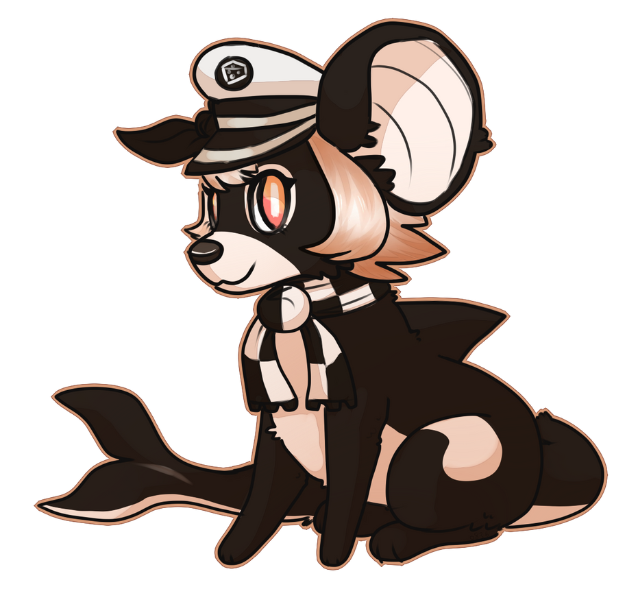 Orca Mouse by wrensw