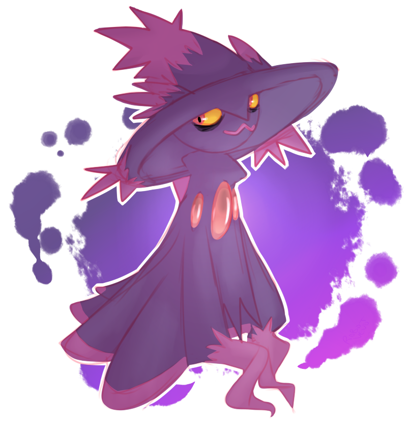 Mismagius by wrensw