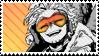 Hawks BNHA Stamp by vultone